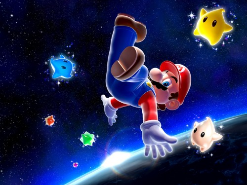 Super Mario Galaxy wallpaper 7