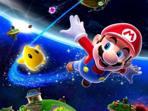 Super Mario Galaxy wallpaper 8