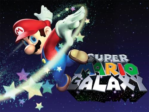 Super Mario Galaxy wallpaper 9