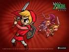 The Legend of Zelda : Four Swords Adventures wallpaper 1