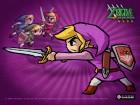 The Legend of Zelda : Four Swords Adventures wallpaper 2
