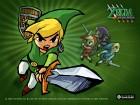 The Legend of Zelda : Four Swords Adventures wallpaper 3