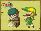 The Legend of Zelda : Spirit Tracks wallpaper 1