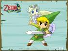 The Legend of Zelda : Spirit Tracks wallpaper 4