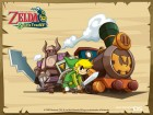 The Legend of Zelda : Spirit Tracks wallpaper 5