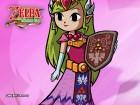The Legend of Zelda : The Minish Cap wallpaper 3