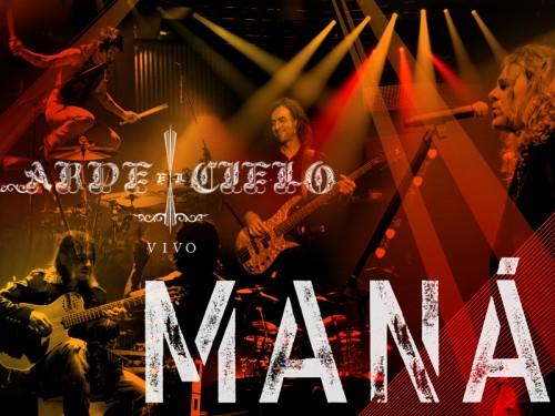 Maná : Arde el Cielo wallpaper 2