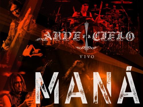 Maná : Arde el Cielo wallpaper 3