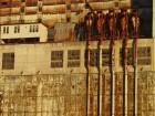 Détails de l'élévateur B du silo numéro 5 sur le quai de la Pointe-du-Moulin