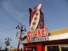 Strike Rock N' Bowl sur Clifton Hill