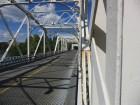 Pont Minto sur la rivière Rideau