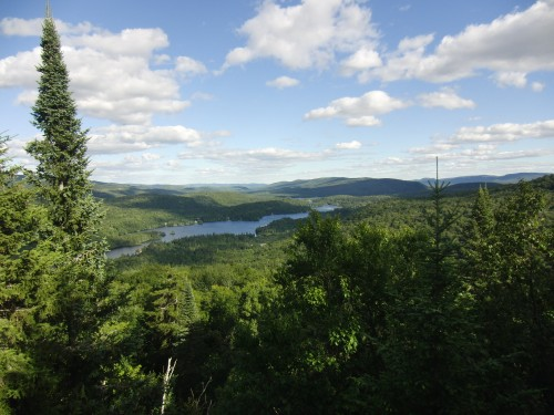Parc national du Mont-Tremblant wallpaper 2