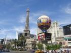 Le Paris Las Vegas sur le Las Vegas Strip