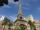 Réplique de la tour Eiffel au Paris Las Vegas