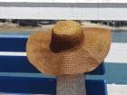 Chapeau qui prend le soleil