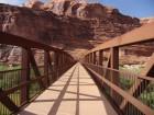 Colorado Riverway Bridge