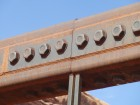 Poutre du Colorado Riverway Bridge
