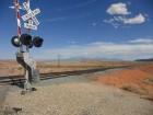 Passage à niveau sur l'Utah State Route 313