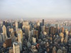 Vue de New York en direction du Chrysler Building