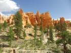 Formations géologiques dans Bryce Canyon