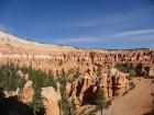 Temps ensoleillé sur Bryce Canyon
