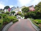 Belles maisons de Lombard Street