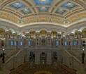 Grand Hall du Thomas Jefferson Building dans la bibliothèque du Congrès