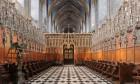 Choeur de la cathédrale Sainte-Cécile d'Albi