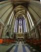 La chapelle de la Vierge de la cathédrale Notre-Dame d'Amiens