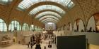 Hall du musée d'Orsay