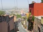 Une rue de San Miguel de Allende