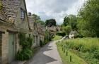 Cottages du village de Bibury