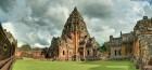 Temple Prasat Phnom Rung en Thaïlande